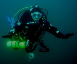 Diver Pay Attention