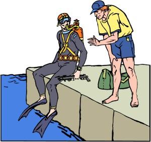 A Fit Diver is a Safe Diver