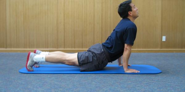 Diver Strength Flexibility